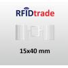 Tag RFID UHF RAIN Impiny Monza R6 15x40mm