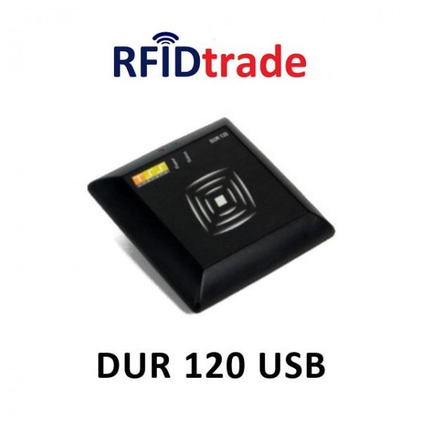 DUR 120 USB - Lettore RFID UHF da tavolo